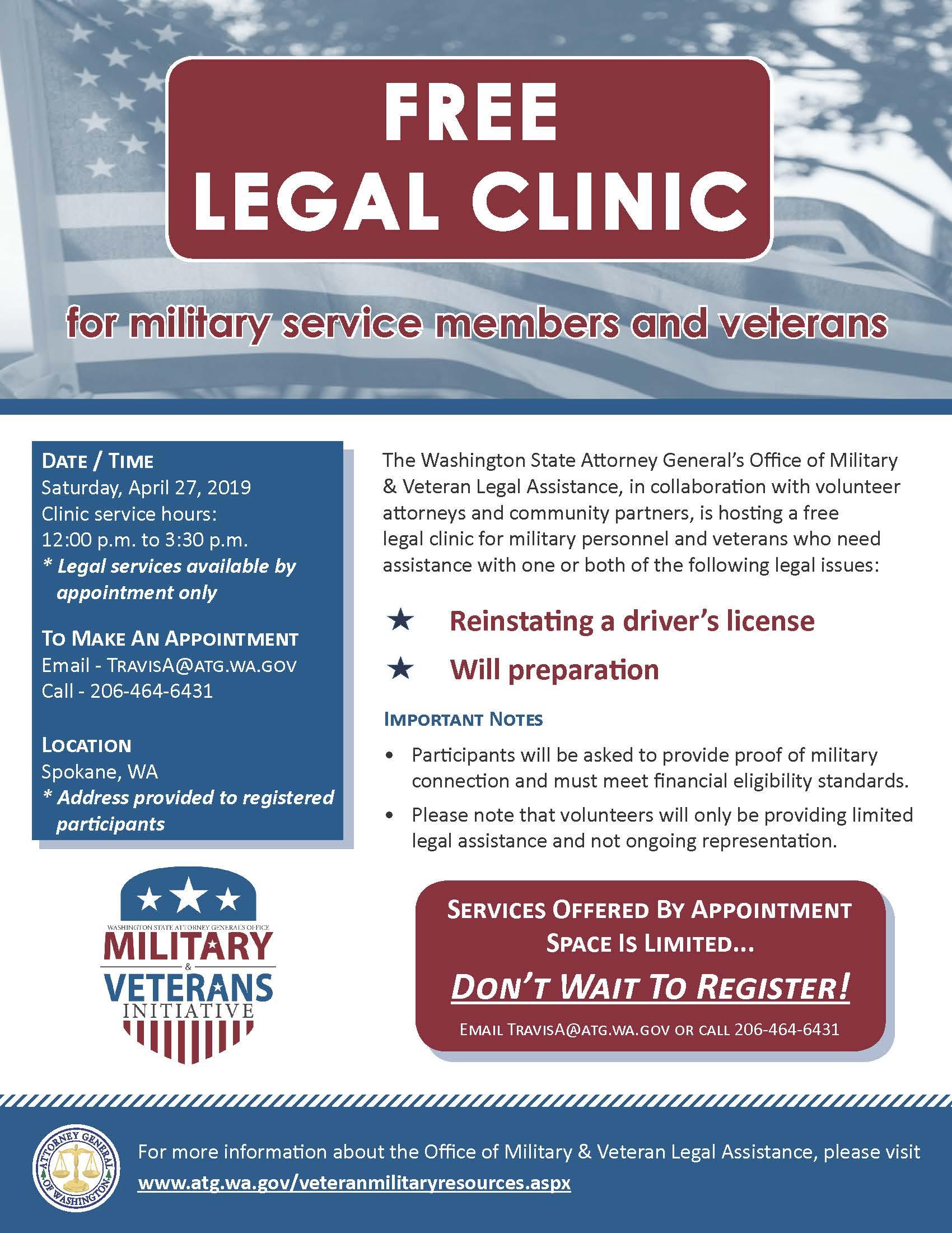 Military Veteran Legal Clinic Flyer_Spokane_April 27.jpg