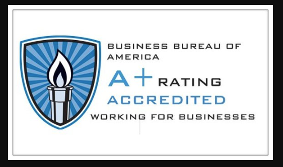 Photo of Business Bureau of America logo used by Friedmann