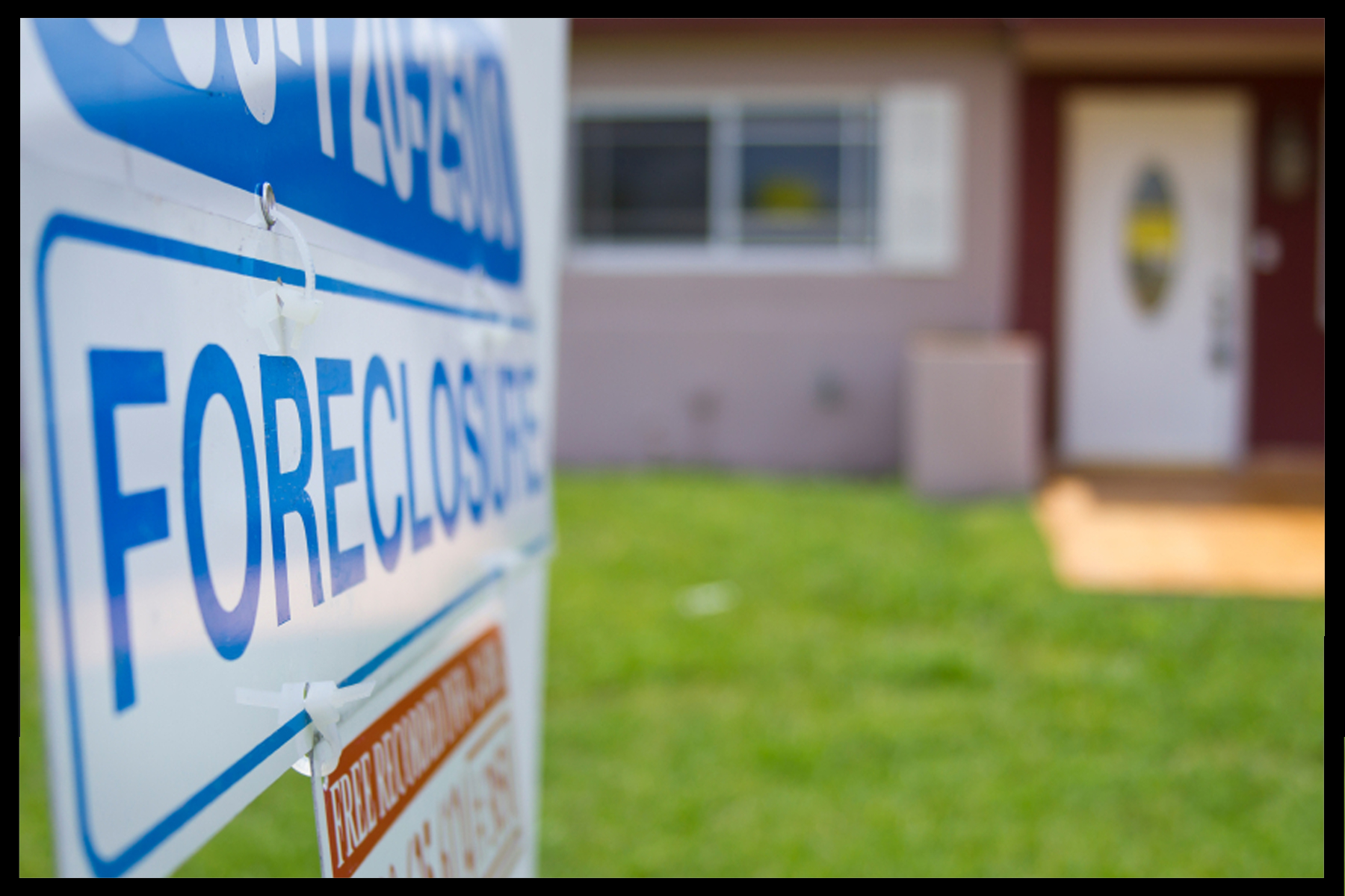 March 2014 - Foreclosure