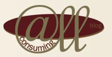 All Consuming Blog Logo