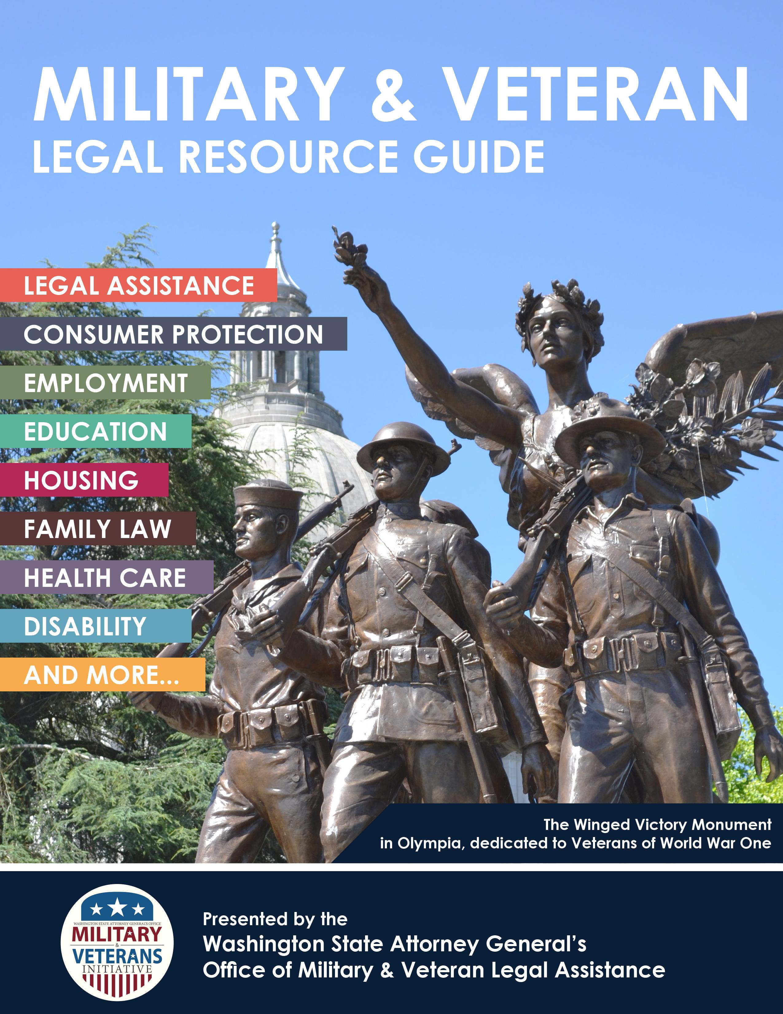 Veteran And Military Resources Washington State