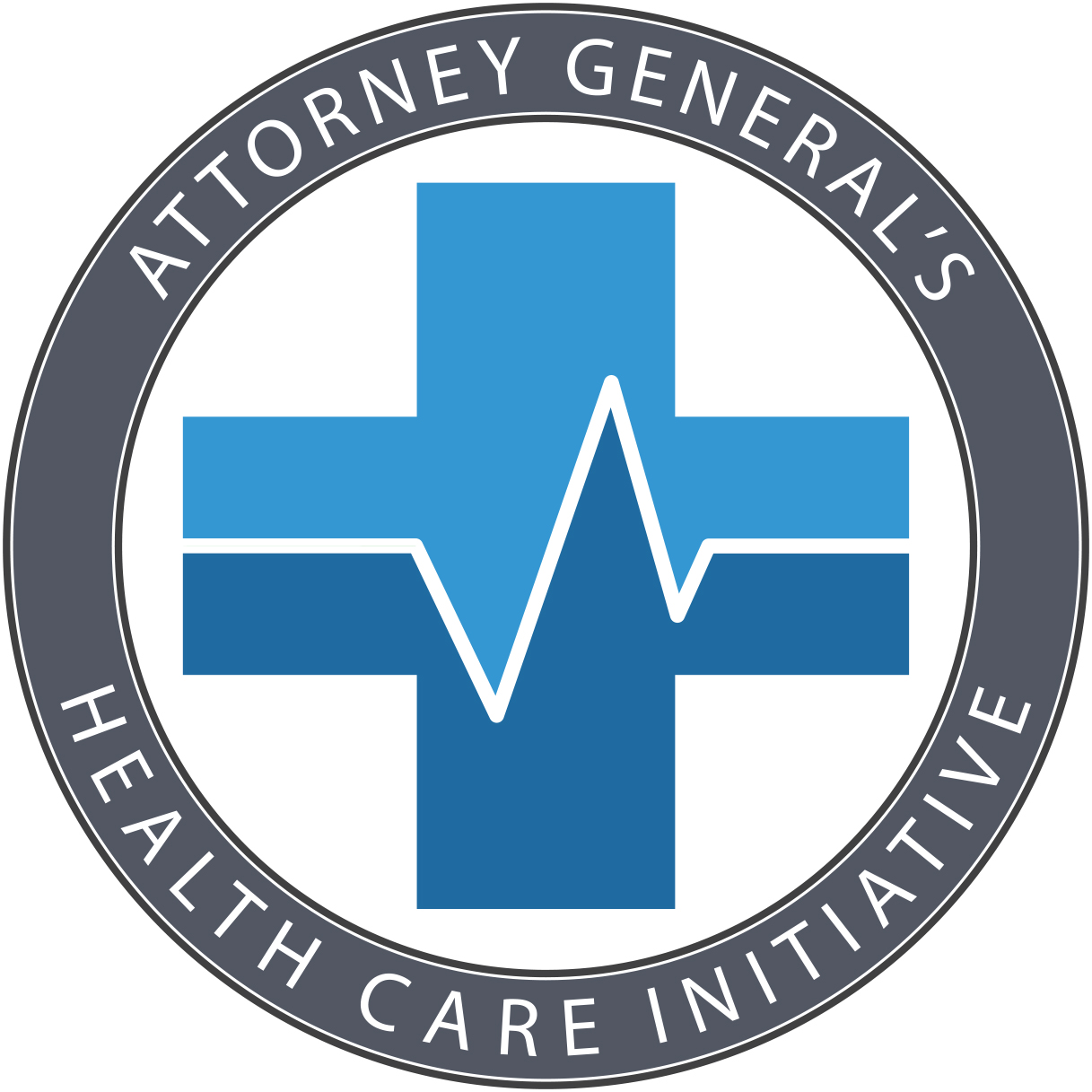 Attorney General's Health Care Initiative logo