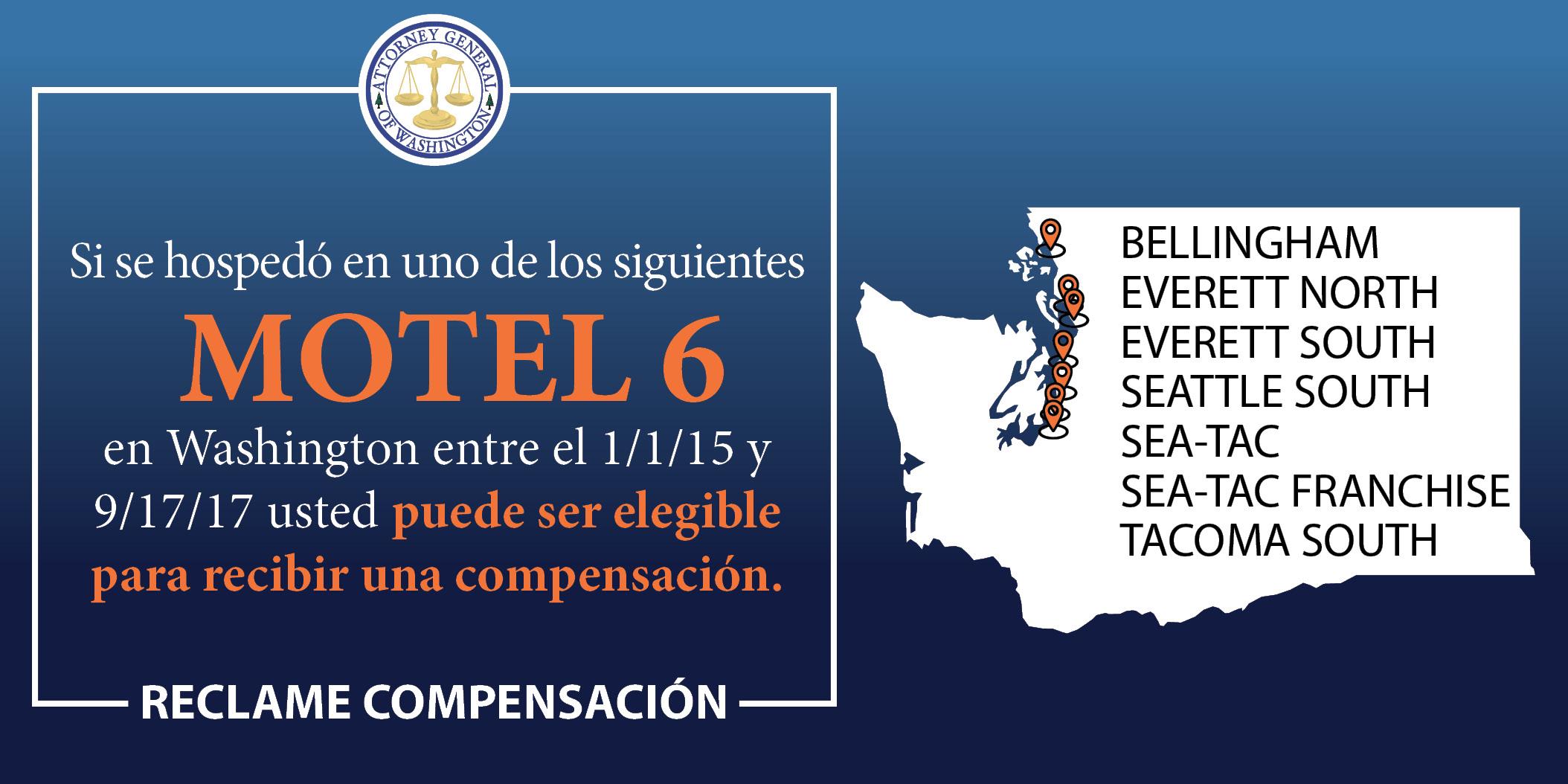 Motel 6 Compensacion