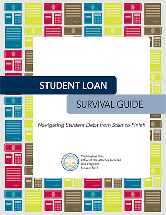 Cover image of the Student Loan Survival Guide